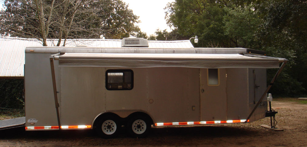 2006 Forest River Cargo Mate Toy Hauler Work Amp Play Rv Ebay
