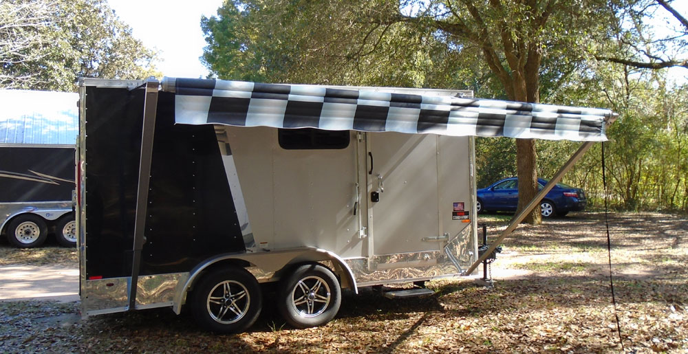 Search Results For Enclosed Trailer Conversion Toy Hauler