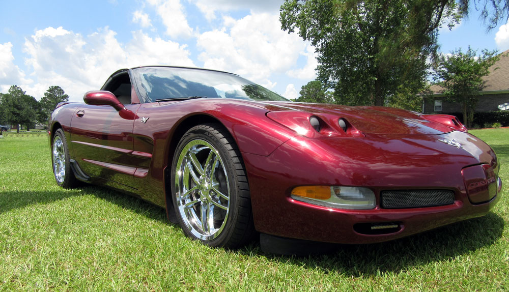 2003 Corvette Convertible 50th Anniversary