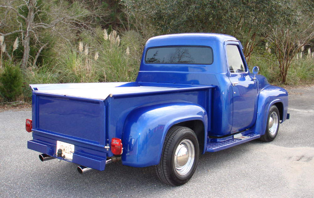 1955 Ford F100 Pick Up 302 V8 Auto A  C Fully Restored
