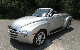 2006 Chevy SSR Roadster